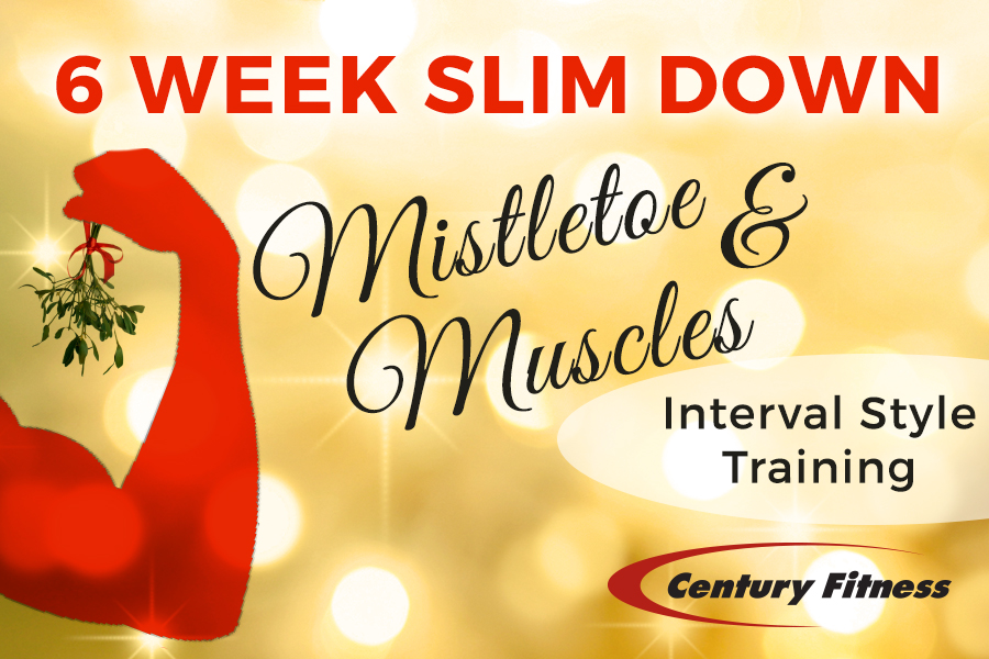 Mistletoe & Muscles – 6 Week Holiday Slim Down Program