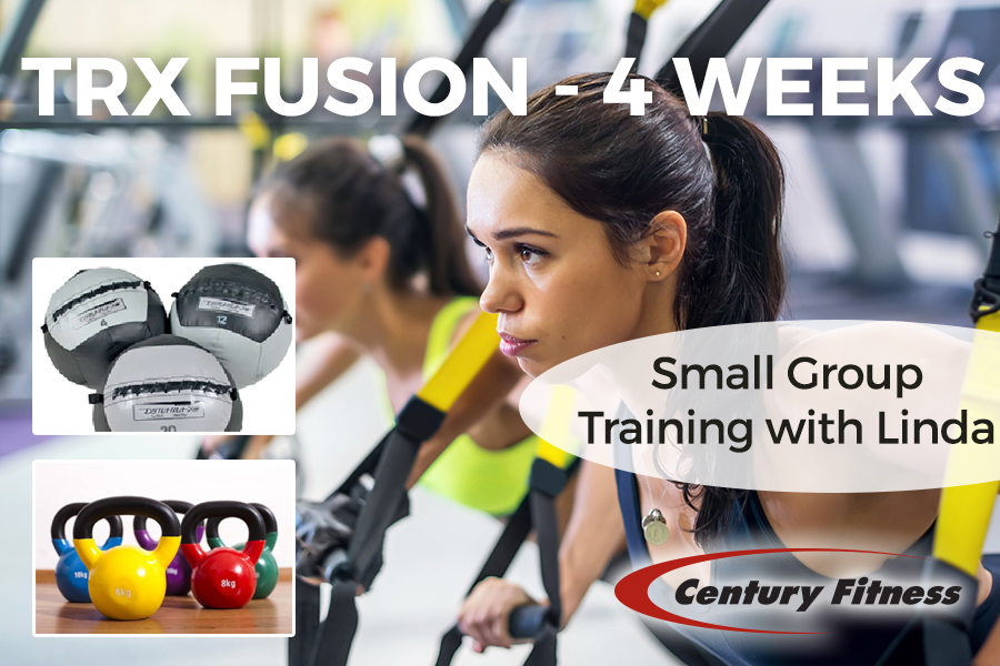 TRX Fusion – 4 Week Small Group Training Program