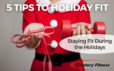 5 Tips to Stay Fit in the Holiday Season