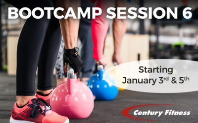 45 MINUTE BOOTCAMP – Session 6