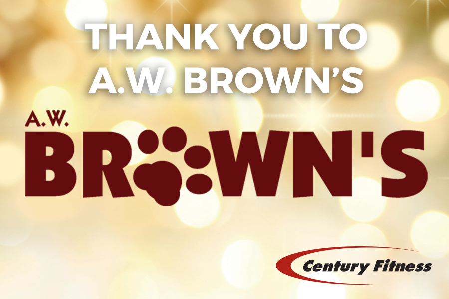 Thank you to AW Browns