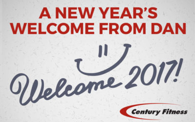 A New Year's Welcome from Dan
