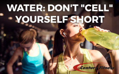 "Water: Don't ""Cell"" Yourself Short"