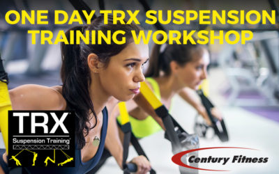 One Day TRX Suspension Training Workshop with Linda