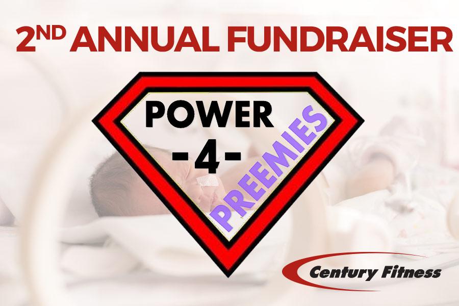 Power 4 Preemies 2nd Annual Fundraiser