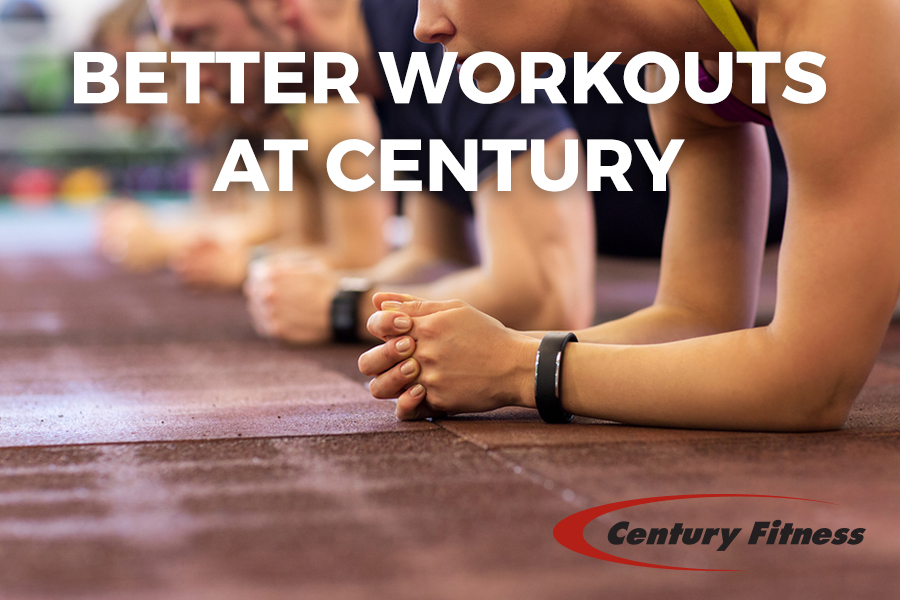 Better Workouts at Century