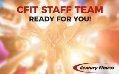 CFit Staff Team – Ready for you!