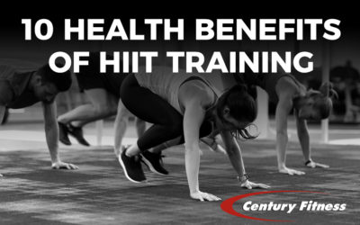 Top 10 Health Benefits of HIIT (High-Intensity Interval Training)