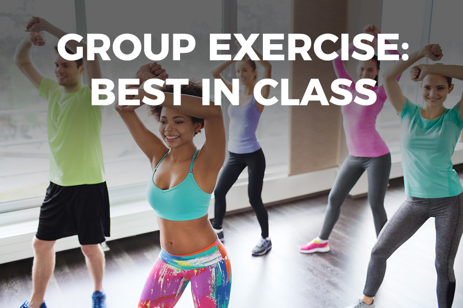 GROUP EXERCISE: BEST IN CLASS