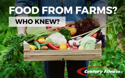 Food from Farms? Who knew!