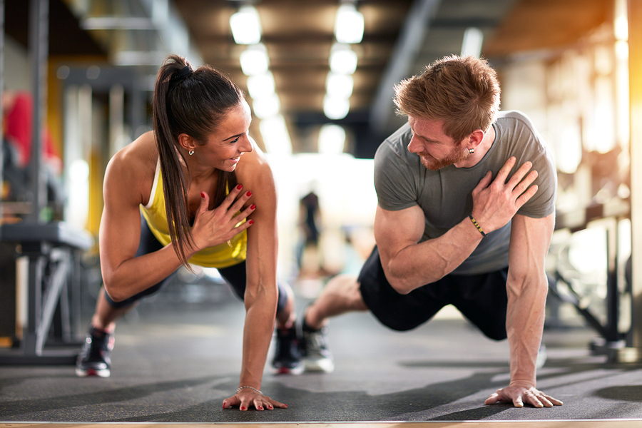 6 Fitness Trends for 2018