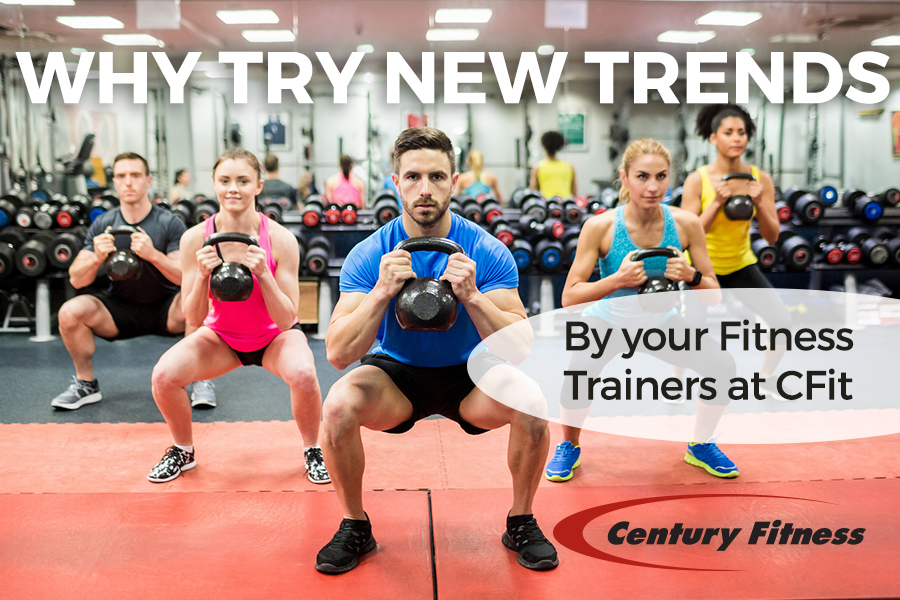 Why Try New Fitness Trends?