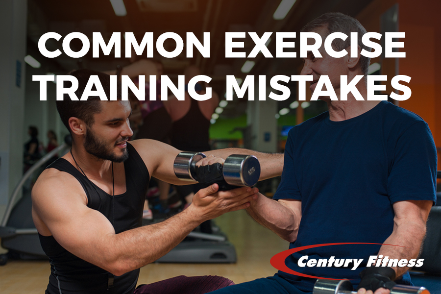 Common Exercise Training Mistakes