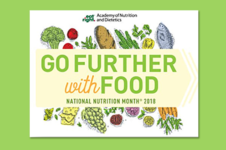 MARCH 2018 – NUTRITION MONTH