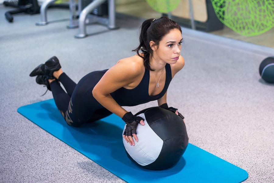 Toss Medicine Balls into Your Training Regime