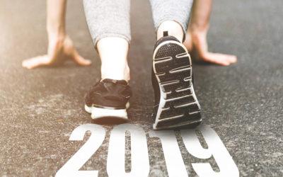 NEW YEAR'S FITNESS REVOLUTION 2019