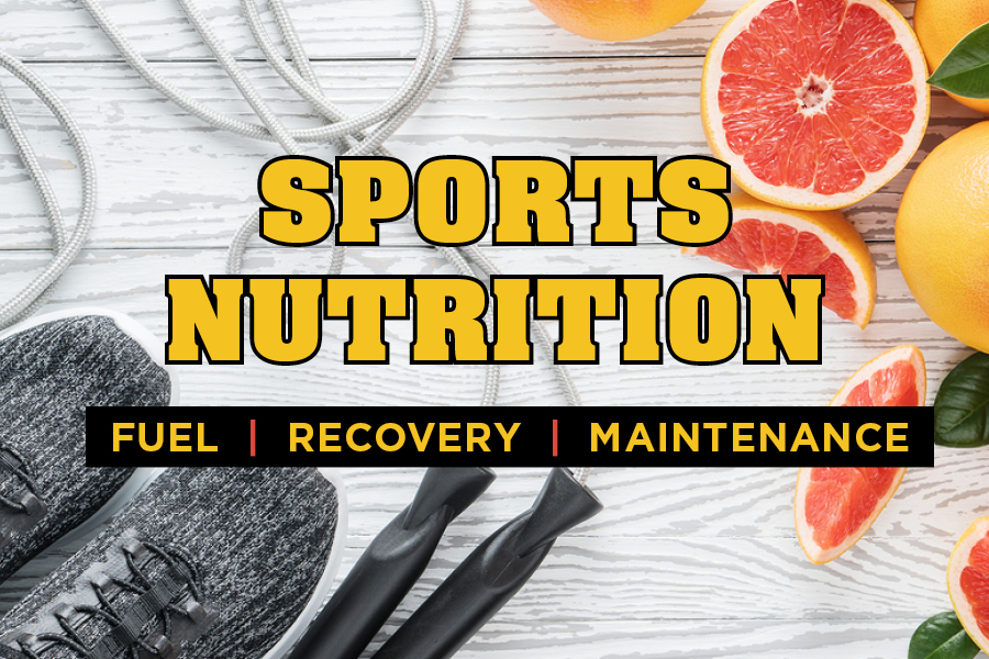 When Does Nutrition Become Sports Nutrition?