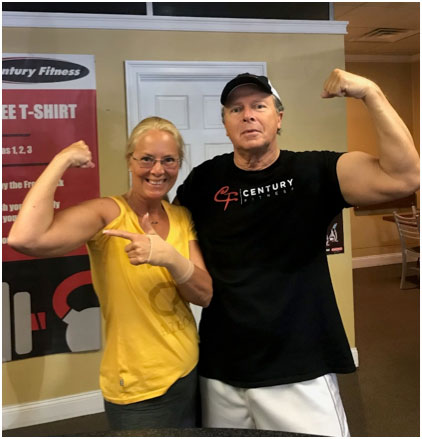 SHOUT OUT – PERSONAL TRAINING